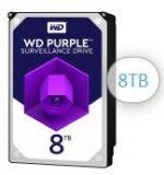 WD  SATA 8TB Purple WD82PURZ