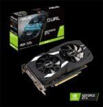 VGA PCIe ASUS DUAL-GTX1650-4G