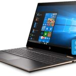HP Spectre x360 15-df0007naIntel® Core™ i7-8565U 16 GB DDR4 256 GB PCIe® NVMe™ M2 SSD 156 Touch Screen LED UHD