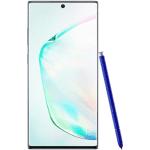 Samsung Galaxy Note 10+ Srebrna DS  12/256GB 68 160 Mpix + 120Mpix + 120 Mpix
