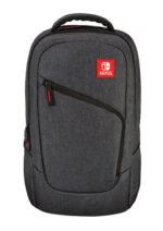 Nintendo Switch Elite Player Backpack Black Logo
