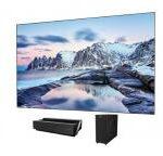 100 H100LDA Smart 4K Ultra HD digital Laser TV