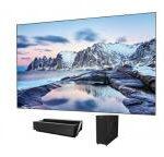 100 H100LDA Smart 4K Ultra HD digital Laser TV + LTS100MHEU panel + VW6 zvučnici