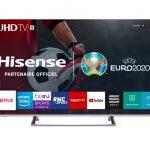 50 H50B7500 Brilliant Smart LED 4K Ultra HD digital LCD TV