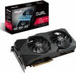 AMD Radeon dual RX 5700 8GB 256bit dual DUAL-RX5700-O8G-EVO