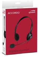 Slušalice Speedlink ACCORDO Stereo 2x35mm jack