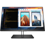 HP 27 LED IPS 4K UHD 3840×2160@60Hz 8ms 16:9 350 cd/m² 1300:1  V178°/H178° 1DP 1mDP 1 HDMI 1 USB-C Tilt Swivel Pivot Height