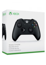 XBOXONE Wireless Controller Black with 35mm Stereo Headset Jack – Langley