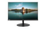 238 ThinkVision T24i 1920×1080 Wide 16:9 LED IPS 1000:1 6ms 250cd/m² 178/178 VGA HDMI DisplayPort 4xUSB30 Black Tilt Lift