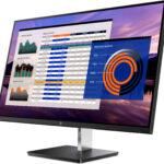 27 LED IPS 4K UHD (3840×2160@6 Hz) 54ms 16:9 1300:1 350cd/m² 178°V/178°H 1 USB Type-C™ (DisplayPort™ 12) Tilt VESA HP