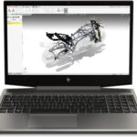 HP ZBook 15v G5 Intel® Core™ i5-8300H 8GB DDR4-2666 SDRAM (2x4GB) 2 SODIMM 1TB 7200rpm SATA 156) LED IPS AG FHD