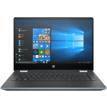 HP Pavilion x360 14-dh0040nm Intel® Core™ i3-8145U 8 GB DDR4-2400 SDRAM 512 GB PCIe® NVMe™ M2 SSD 14 LED FHD IPS Intel®